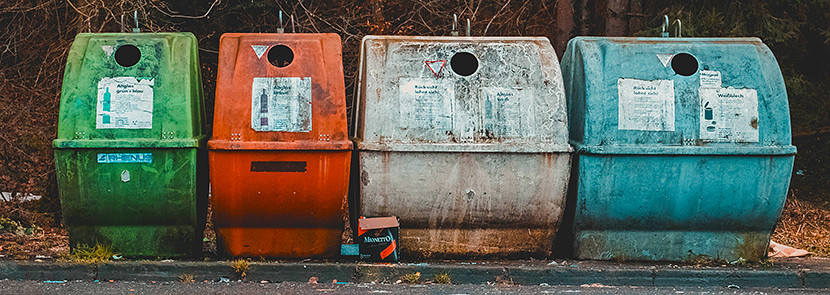 recycling odpadów
